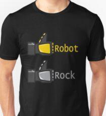 Social Robot Rock! Unisex T-Shirt