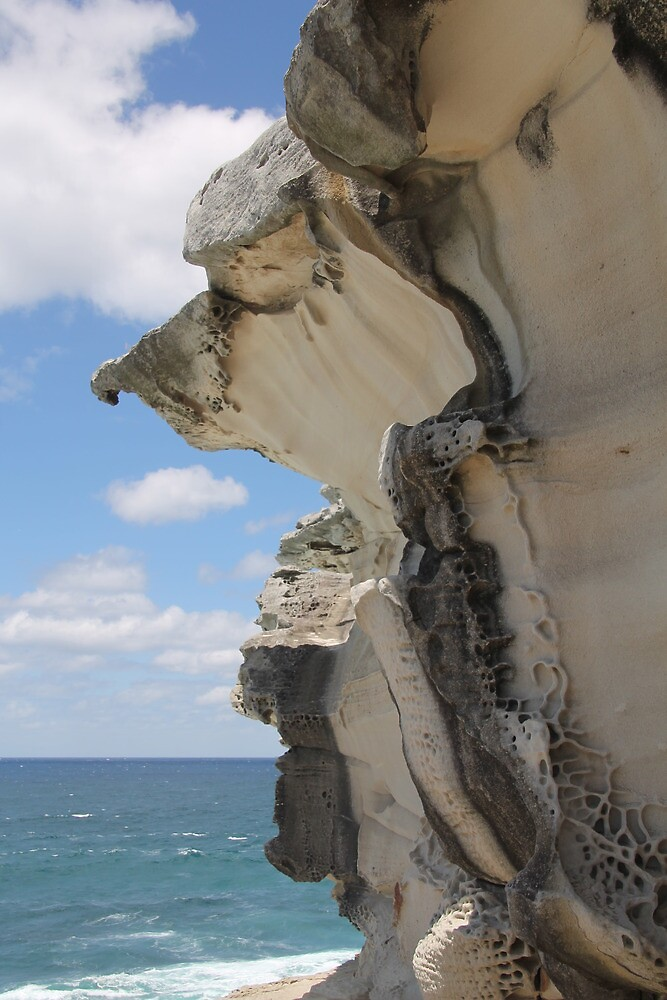 Sculpture by the sea ... Bondi, Sydney 2012. by Shellie williams