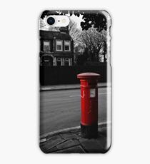 Post Box  iPhone Case/Skin