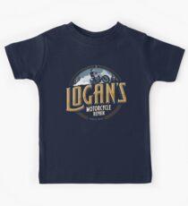 Logan's Motorcycle Repair Kids Tee