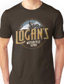 Logan's Motorcycle Repair Unisex T-Shirt