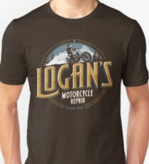 Logan's Motorcycle Repair T-Shirt