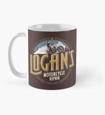 Logan's Motorcycle Repair Mug