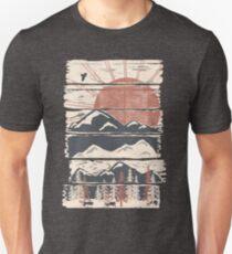 Winter Pursuits... Unisex T-Shirt