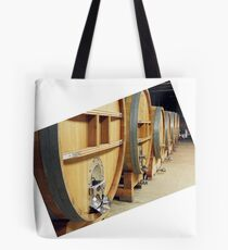 0092 Tyrrells Winery Tote Bag