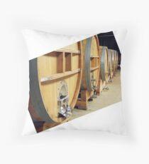 0092 Tyrrells Winery Throw Pillow