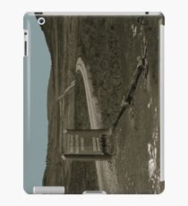 Thunder Road [Print, Tee, Sticker, and Cases] iPad Case/Skin