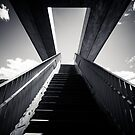 Stairway to the heavens by Bimal Tailor