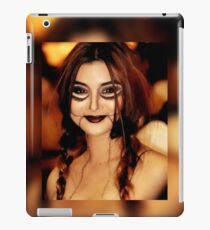 Sewn Doll iPad Case/Skin