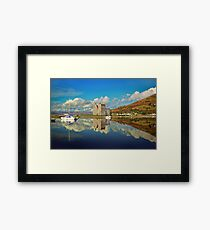 Lochranza Castle, Isle of Arran Framed Print
