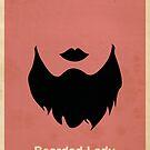 Bearded Lady by OddFix