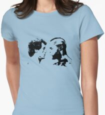 Rocky III - Vintage T Shirt Womens Fitted T-Shirt