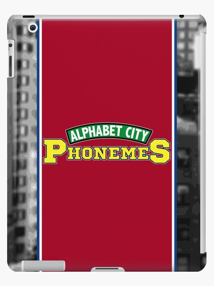 Alphabet City Phonemes by lethalfizzle