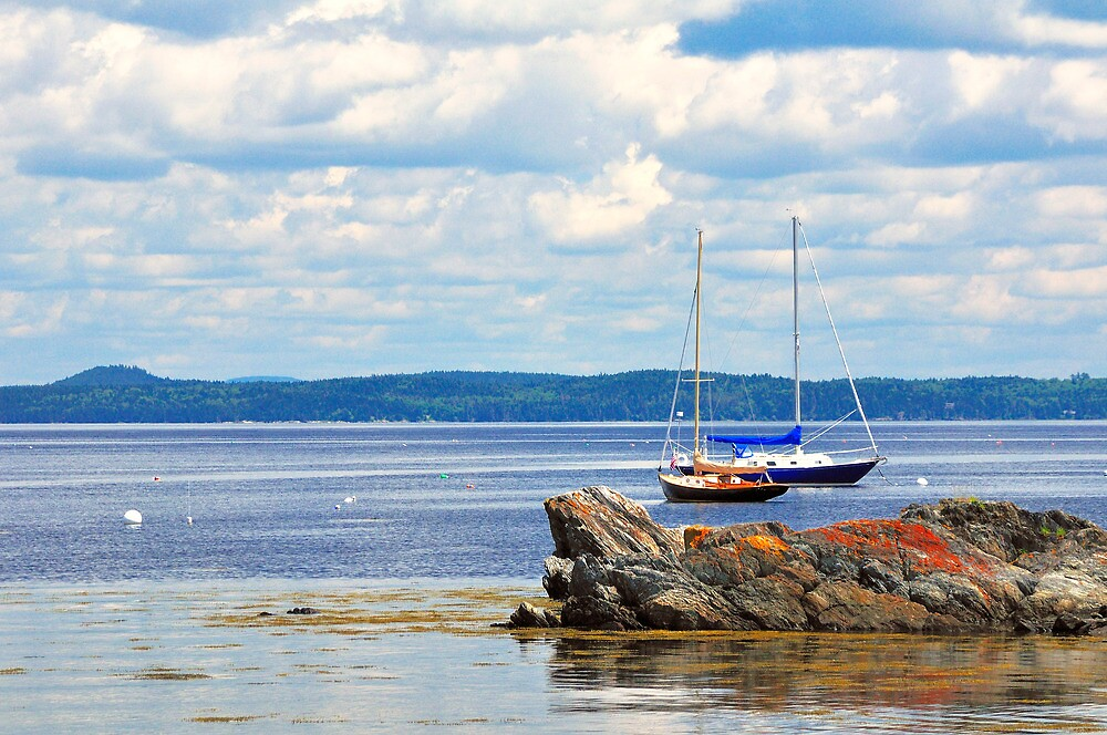 Isleboro, Maine, United States by fauselr