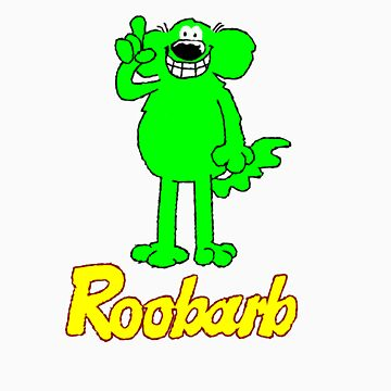 Roobarb by spaceman300