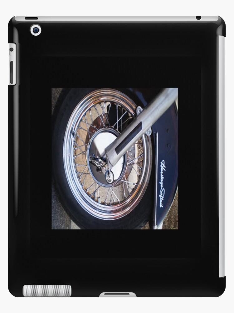MOTOR CYCLE WHEEL IPAD CASE by ✿✿ Bonita ✿✿ ђєℓℓσ