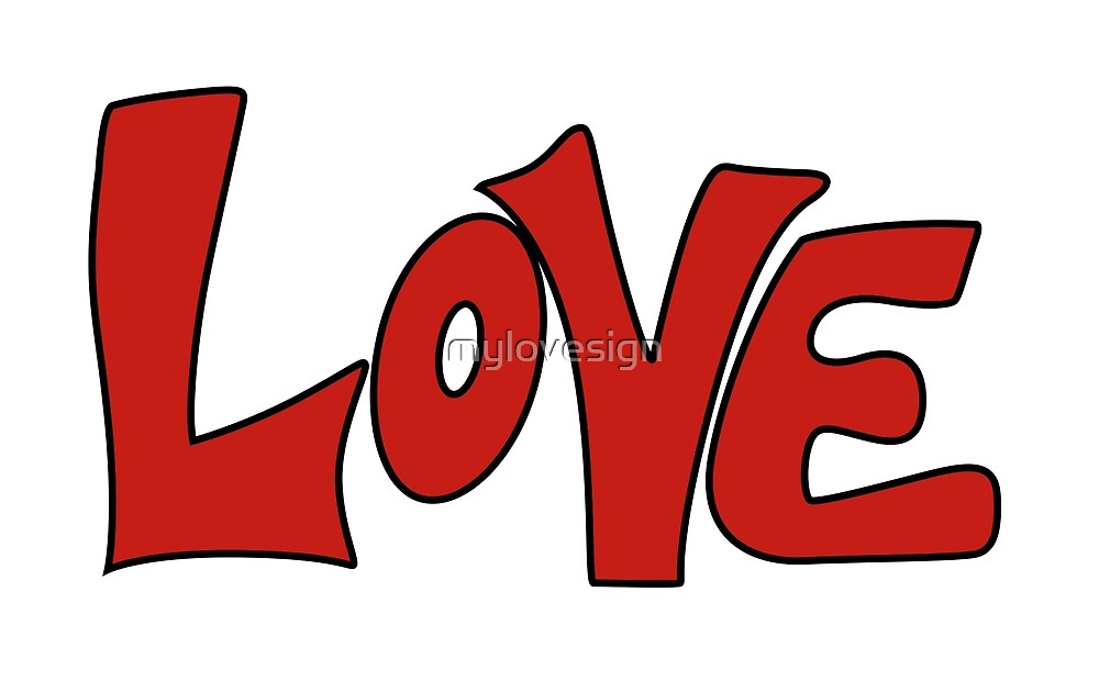 Spread the LoVE Everyday! by mylovesign