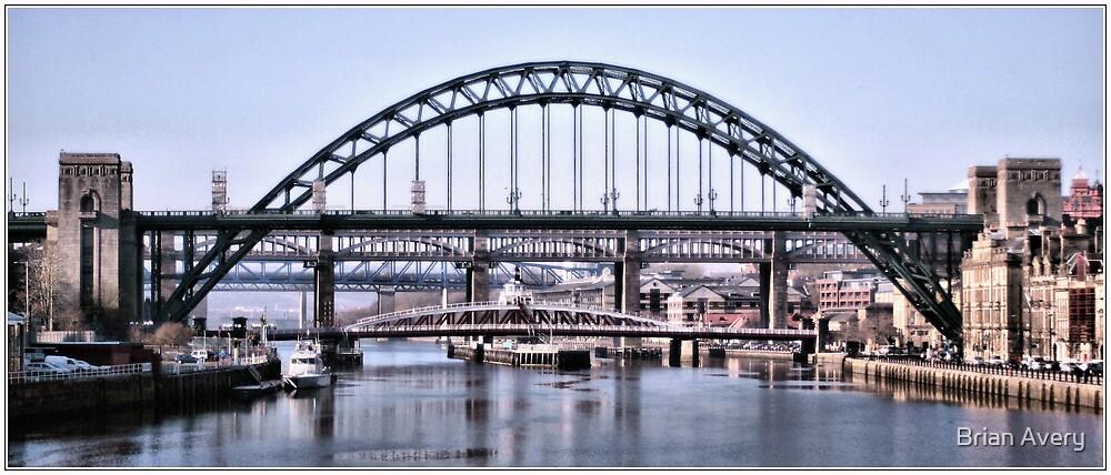 Five Bridges by Brian Avery
