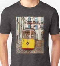A Bica de Duarte Belo - Lisboa Unisex T-Shirt