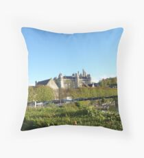 Pierrefonds Throw Pillow