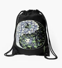 Dancing Nightmares Drawstring Bag