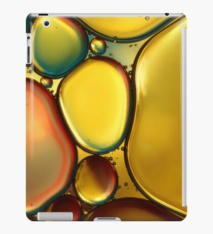 Oil & Water Abstract II iPad Case/Skin