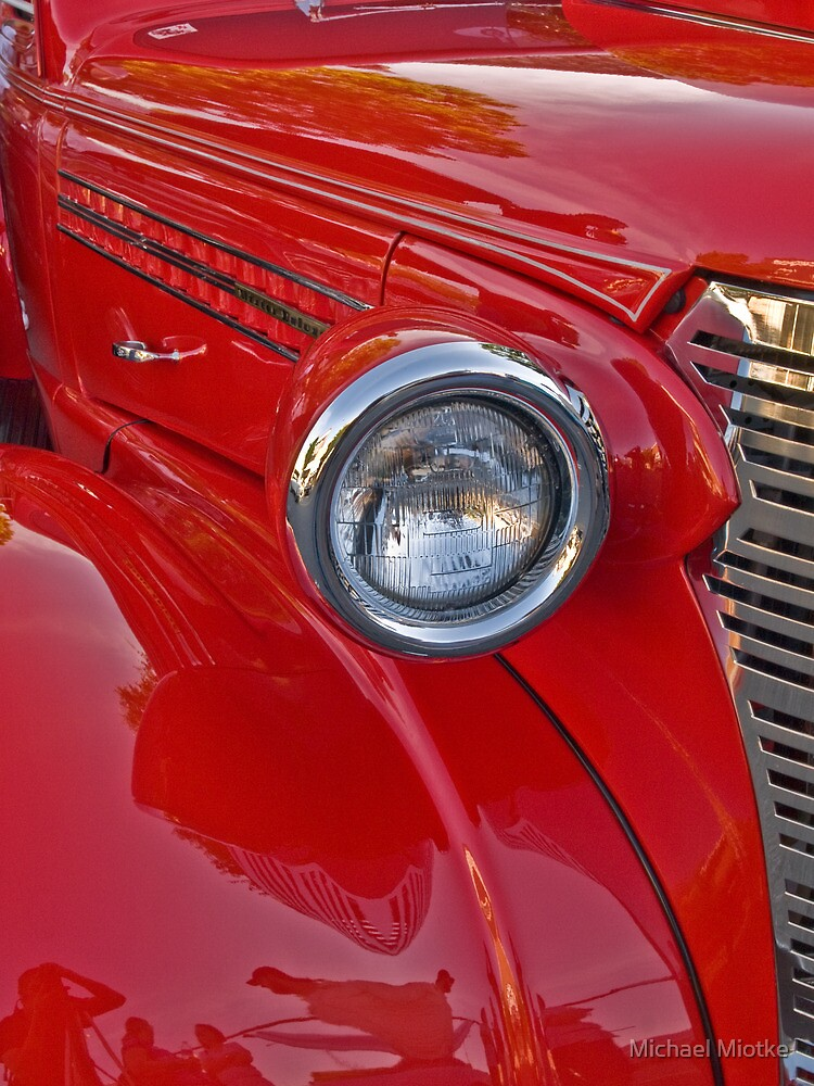 Classic Car by Michael Miotke