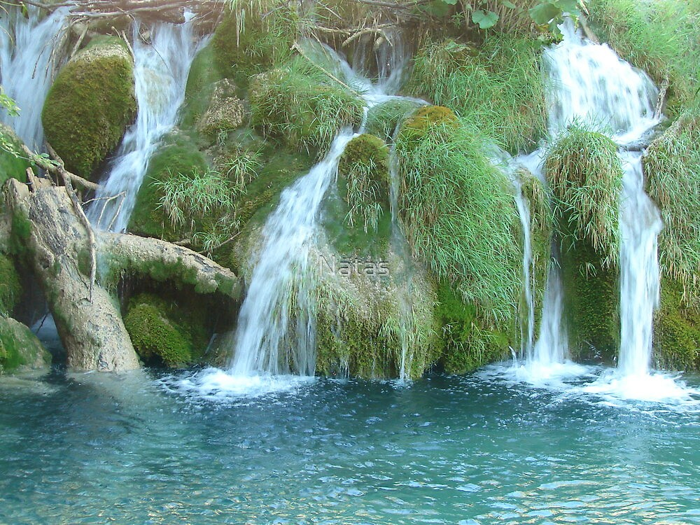 Plitvice waterfalls IV. by Natas