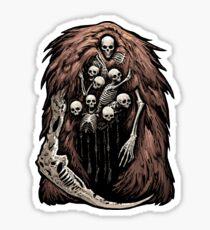 The Gravelord v.2 Sticker