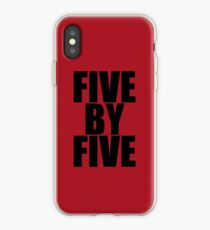 Five by five (Case) iPhone Case