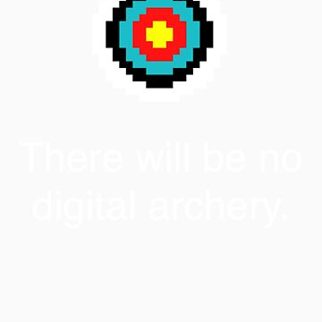 Digital Archery by WhyIsThisOpen