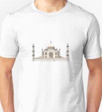 The Taj Mahal Unisex T-Shirt