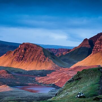 Quiraing Sunrise by Mlux
