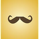 Mustache by aliart