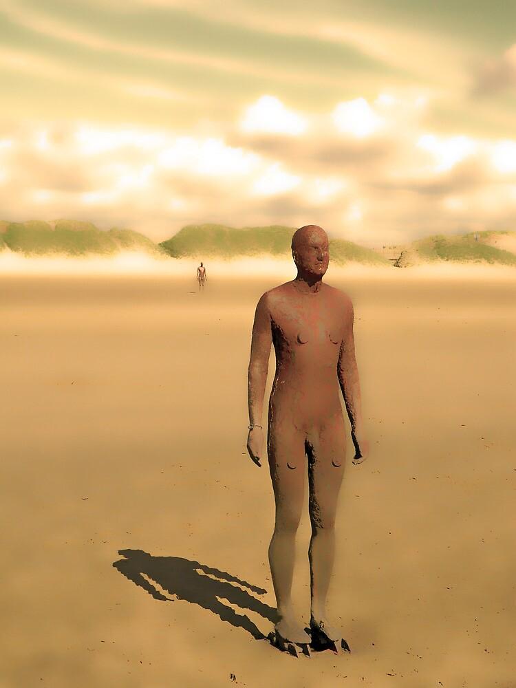 On Stranger Shores by DavidWHughes