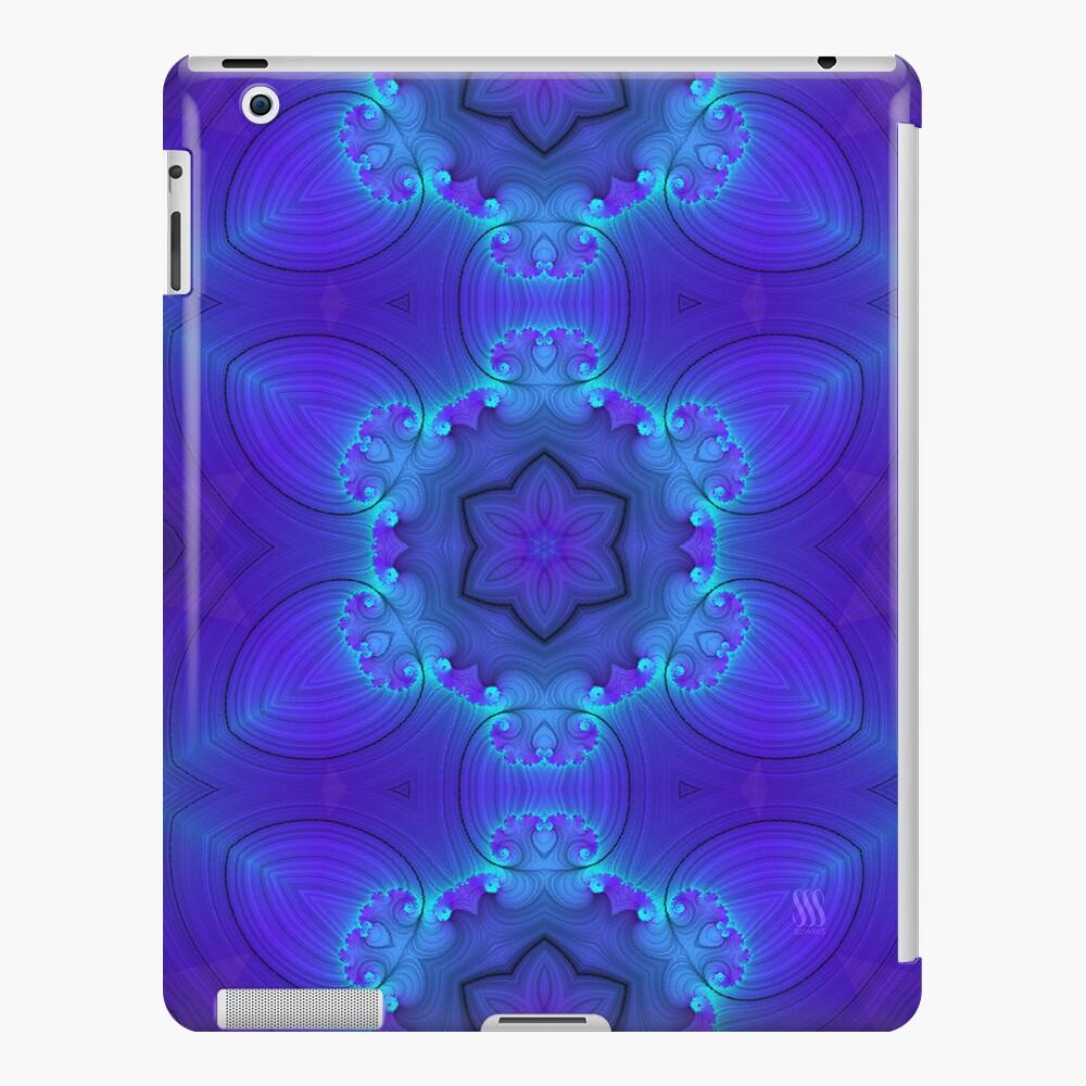 Glowing StarFlower iPad Case & Skin