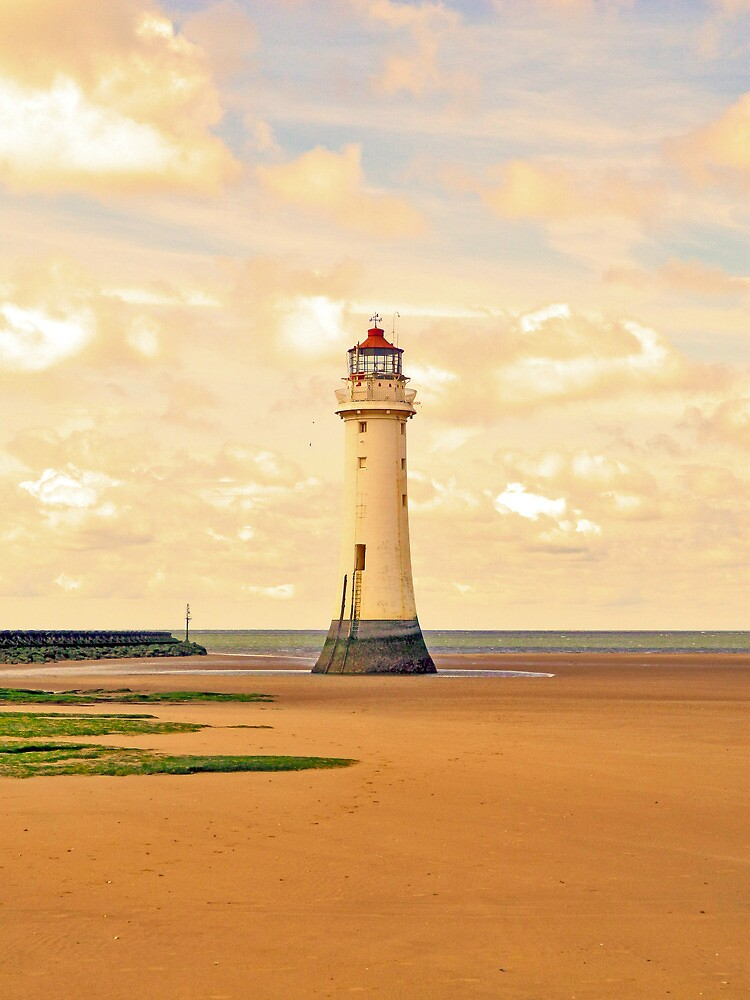 On Golden Sands by DavidWHughes