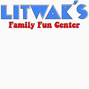 Litwak's Arcade by Jewleo
