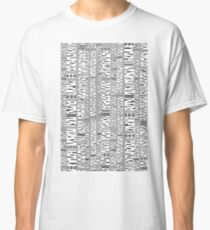 Birch forest Classic T-Shirt