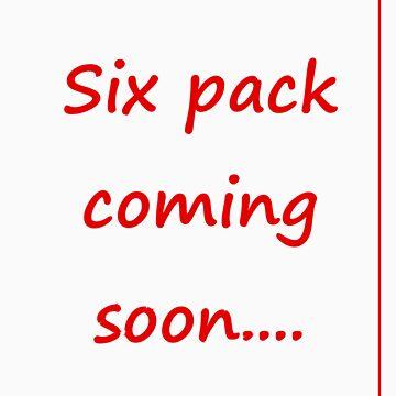 Six Pack Tee by Anuraj