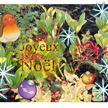 Carte Joyeux Noël by crware