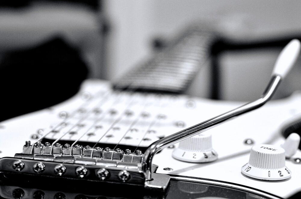 Stratocaster #3 by wyllys