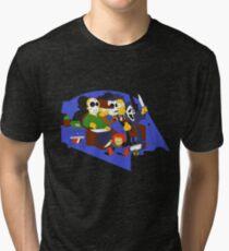 The Slashers Tri-blend T-Shirt