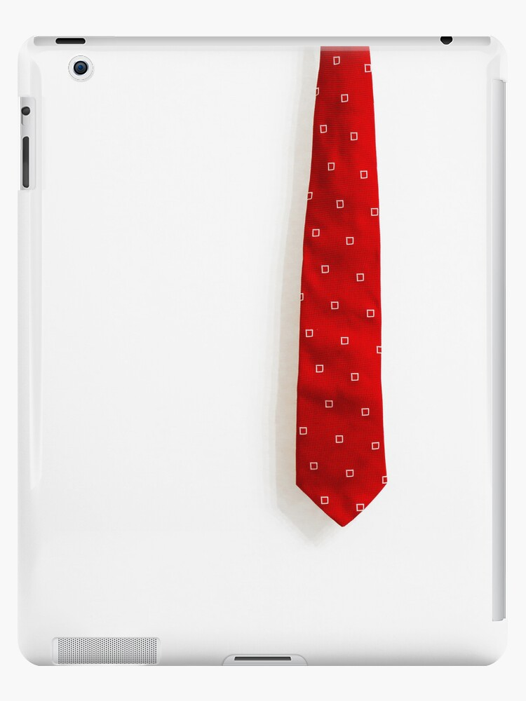 Red Tie by Walter Quirtmair