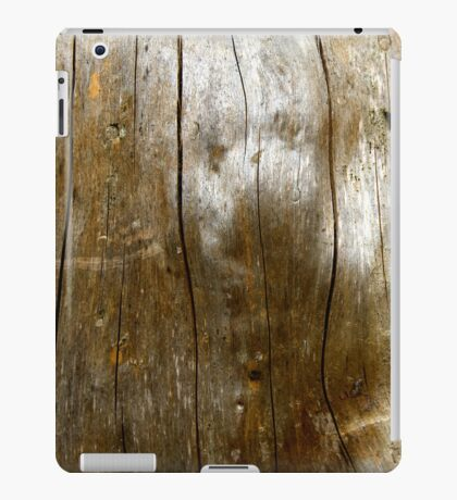 Wood iPad Case/Skin