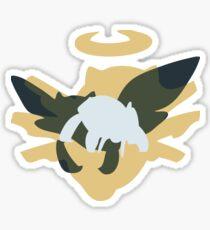 PKMN Silhouette - Nincada Family Sticker