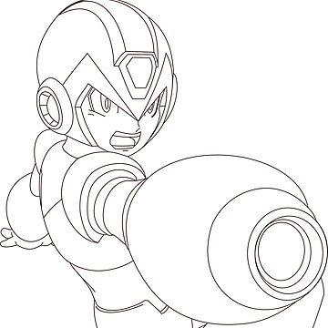 Megaman by Mortymer