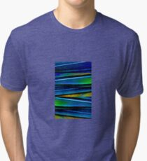 ///// II [Print and iPhone / iPad / iPod Case] Tri-blend T-Shirt