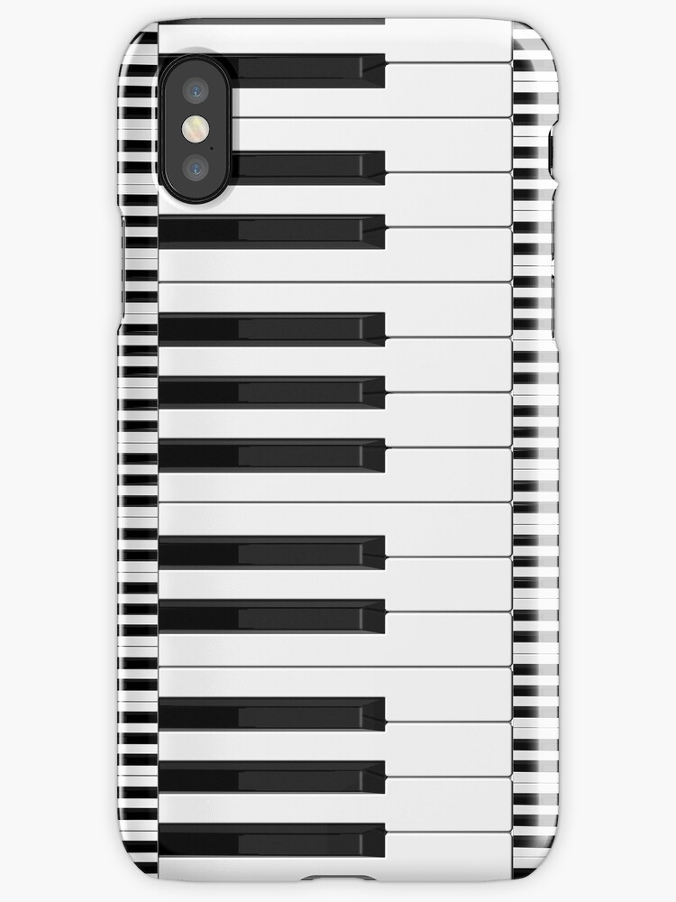 Piano / Keyboard Keys by bradyarnold