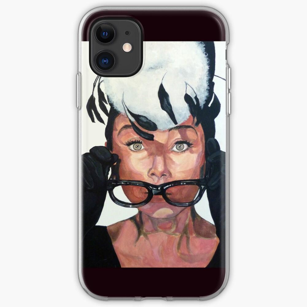 Audrey Hepburn iPhone Case & Cover